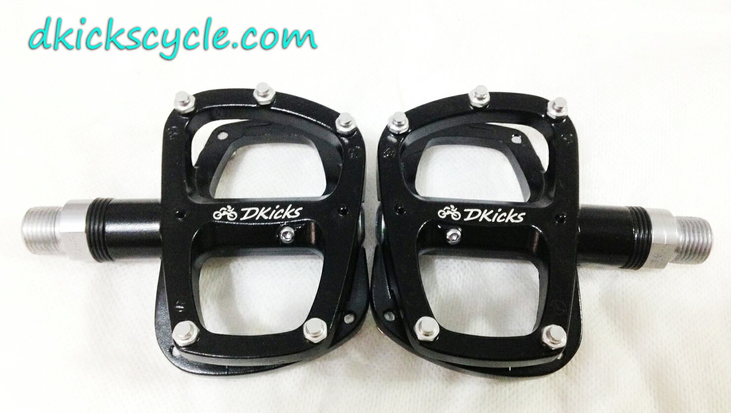 Dkicks cycle 自行車踏板 輕巧小尺寸 Bicycle pedal compac
