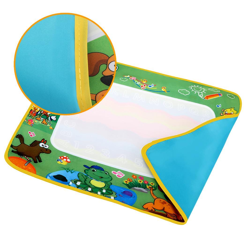 Multicolor Writing Cloth Mat with A Pen to Fill in Water 3