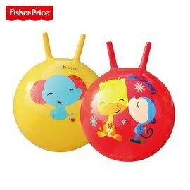 【Fisher-Price費雪】40cm跳跳球-1顆裝 (2色)
