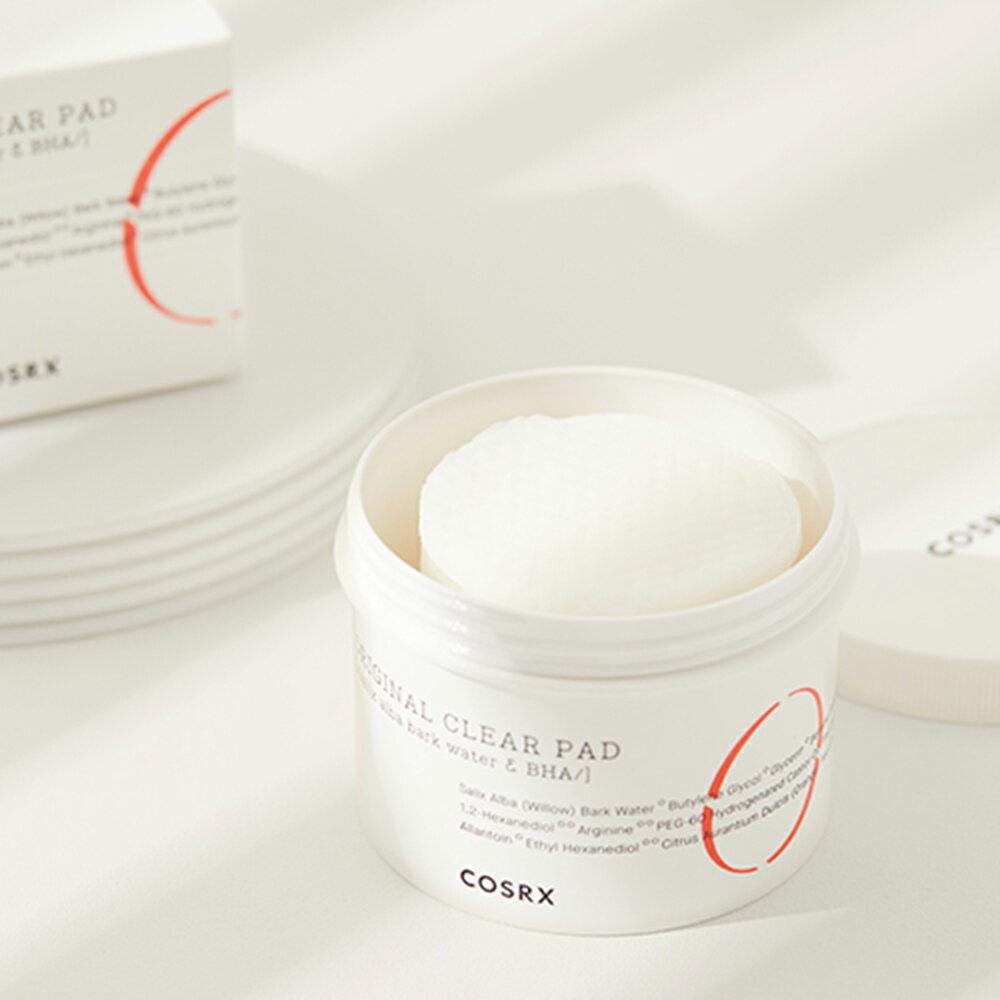 【COSRX】美膚棉片 潔膚棉 痘痘貼 韓國正品 抗痘 控油 去角質 卸妝棉片 卸妝巾 COSRX