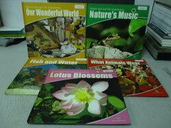 【書寶二手書T4/少年童書_XES】Lotus Blossoms_Fish and Water等_共5本合售_2003