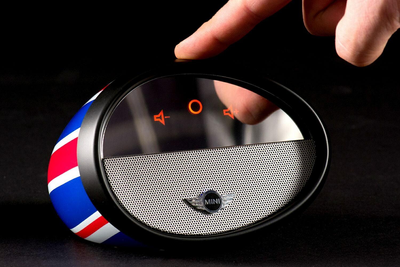 <br/><br/>  iui mirror boombox MINICOOPER 聯名款 藍芽喇叭 喇叭  高CP值喇叭<br/><br/>