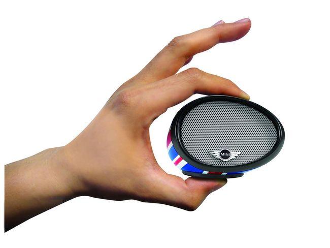 <br/><br/> iui compact mirror MINICOOPER 聯名款 藍芽喇叭 小喇叭 高CP值喇叭<br/><br/>