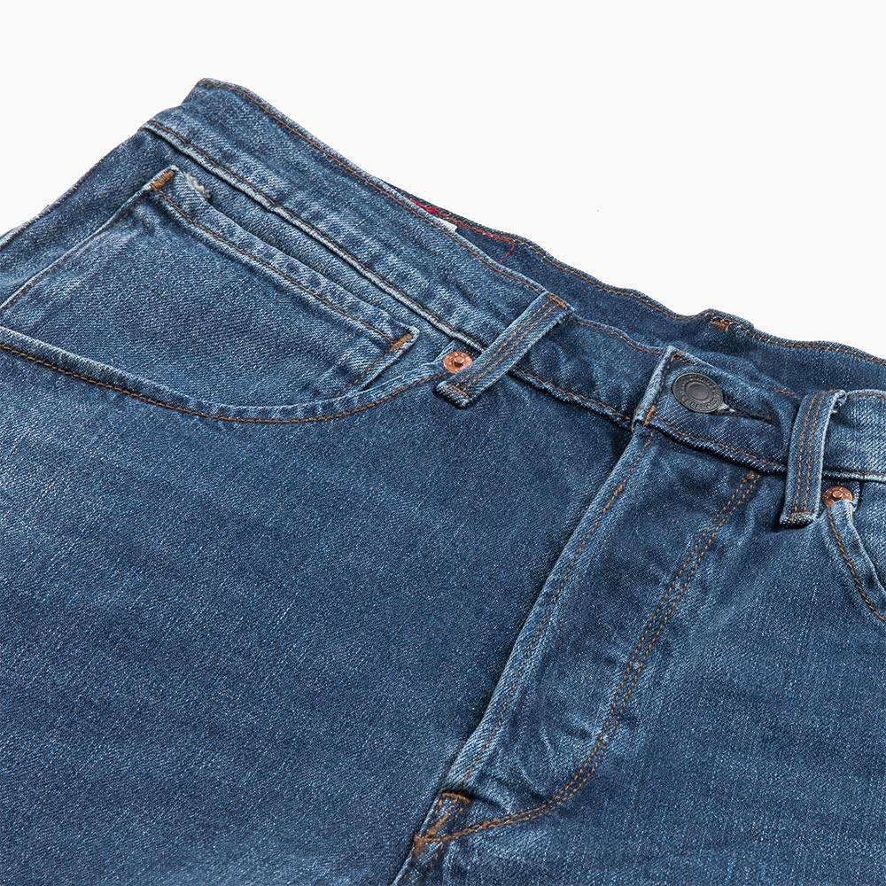 Levis 男款 上寬下窄  /  541低腰寬鬆牛仔褲  /  LEJ 3D褲  /  復古水洗 7