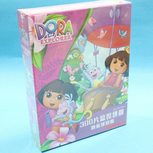 DORA 朵拉拼圖 300片拼圖 DA013D 花園篇(D)38cm x 26cm MIT製/一盒入{促250}~授權拼圖