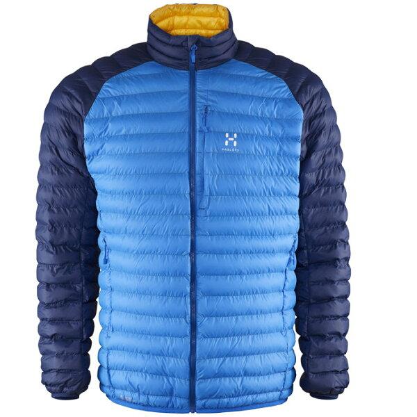 【鄉野情戶外專業】 HAGLOFS |瑞典|  ESSENS MIMIC 化纖外套 男款/保暖外套 登山外套 滑雪外套/603156