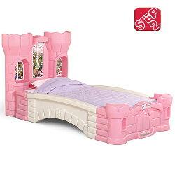 【美國 STEP2】妙家具-童話城堡床(雙人) 12008010