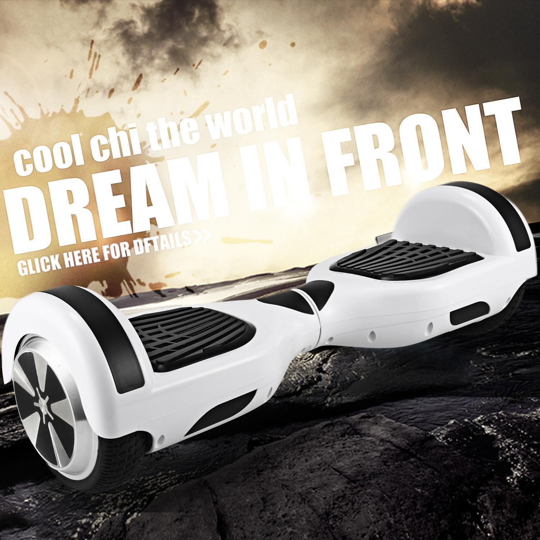 Bluetooth 6.5inch 2 Wheels Electric Self-Balancing Smart Drifting Scooter 1