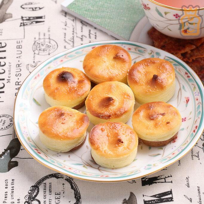 組合:乳酪球(20入)+雞蛋布丁(9入)★媒體特推【布里王子】 1