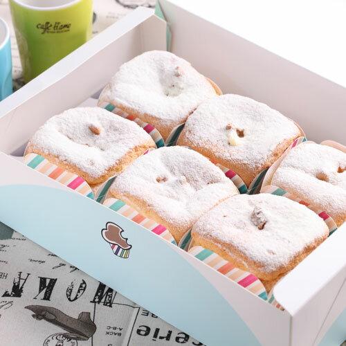 日本北海道十勝爆漿戚風蛋糕(6入)★濃郁奶香,入口即化【布里王子】 3