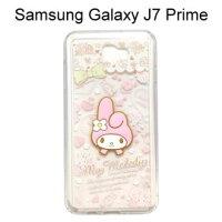 美樂蒂My Melody周邊商品推薦到立體大頭美樂蒂空壓軟殼 [玫瑰] 三星 Galaxy J7 Prime G610Y (5.5吋)【三麗鷗正版授權】