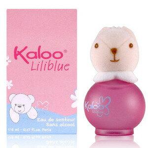 KALOO 無酒精寶寶香水 Liliblue莉露兔香水 8ML ☆真愛香水★