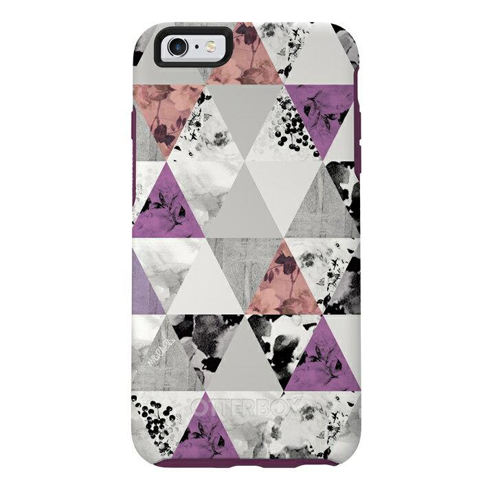 【OtterBox】 Symmetry 炫彩幾何 iPhone6 Plus 防摔殼 手機殼 保護殼