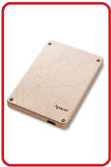 Apacer AS720-240GB 外接式-極速-雙介面SSD固態硬碟 保固期限:3年