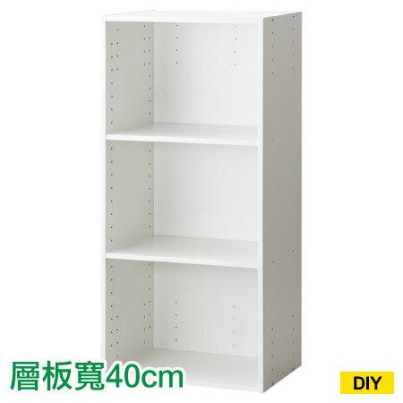 【DIY】42cm彩色櫃 COLOBO 三層櫃 WH NITORI宜得利家居 0