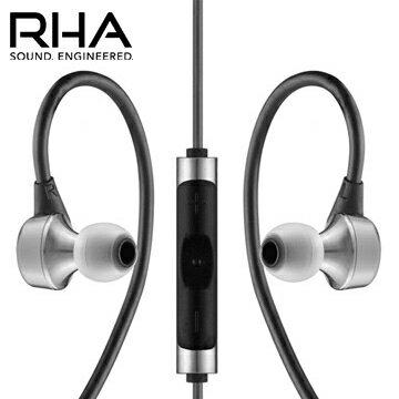 <br/><br/>  RHA MA750i 頂級隔音入耳式線控耳機 高抗鏽之不鏽鋼機身 鍍金接頭  三年保固服務<br/><br/>