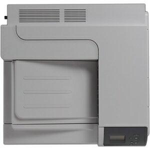 HP LaserJet CP4000 CP4525N Laser Printer - Color - 1200 x 1200 dpi Print - Plain Paper Print - Desktop - 42 ppm Mono / 42 ppm Color Print - Letter, Legal, Executive, Postcard, Envelope No. 10, Envelope No. 9, Monarch Envelope, Statement - 600 sheets Stand 5
