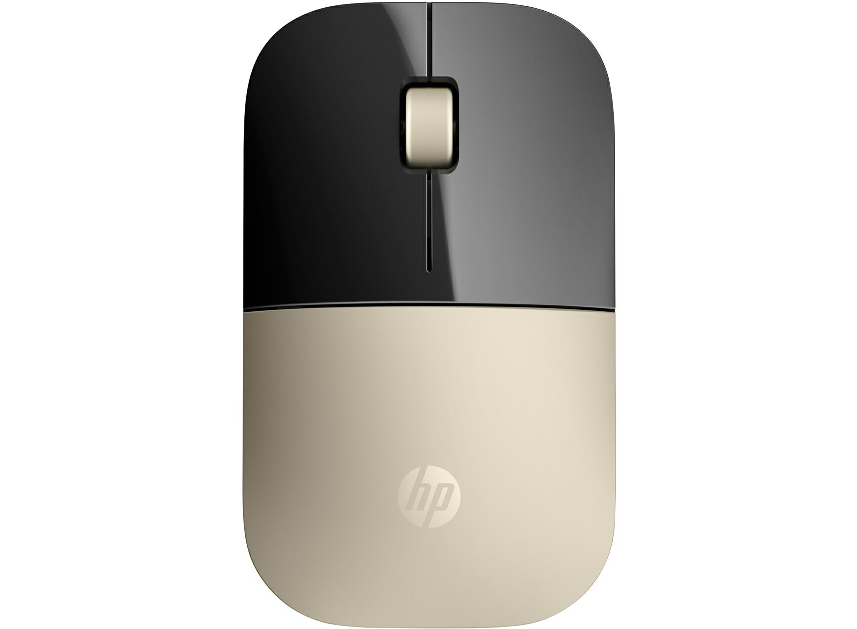 HP Z3700 X7Q43AA Gold Wireless Mouse 無線滑鼠(金色)《免運》