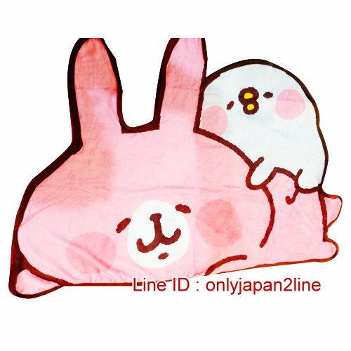 【真愛日本】17011000006造型絨毛毯-卡娜赫拉趴姿   卡娜赫拉 全家 FamilyMart  毛毯  被子  冷氣毯