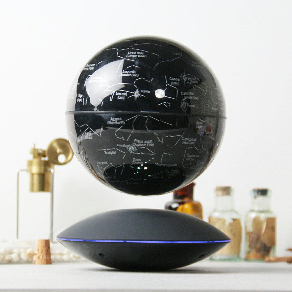 赛先生科学工厂|飘浮地球仪-变色星象款