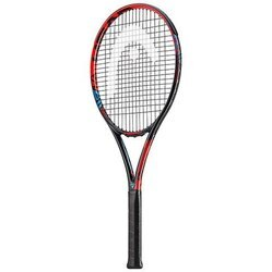 【H.Y SPORT】HEAD IG Challenge PRO 233516 網球拍/網拍 黑紅(贈握把布)