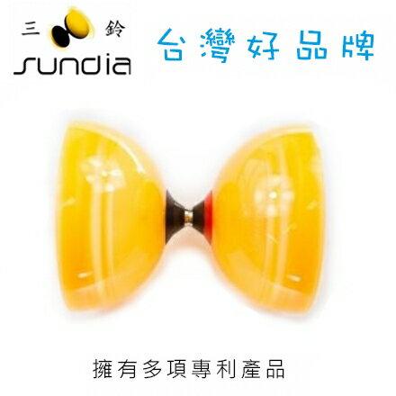SUNDIA 三鈴 炫風三培鈴系列 SH.3B.CO炫三透橙 / 個