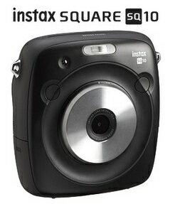 日本富士Fujifilm 數位拍立得相機 / instax SQUARE SQ10 / 01023671。共1色-日本必買 日本樂天代購(21747*0.9) 0