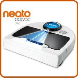 美國超熱銷 Neato Botvac D75 雷射智慧型掃描機器人定時自動吸塵器 台灣公司貨