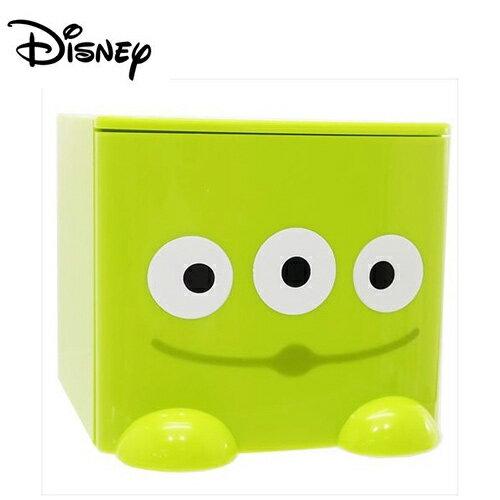 【日本正版】三眼怪 玩具總動員 迪士尼系列 疊疊樂 抽屜盒 抽屜 收納盒 桌面收納 Disney - 441944