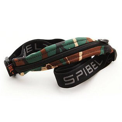 SPIBELT彈性腰包(加大款-迷彩綠)