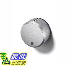 [8美國直購] 智能門鎖 August Smart Lock, 2nd Generation, HomeKit enabled (Silver) - 限時優惠好康折扣