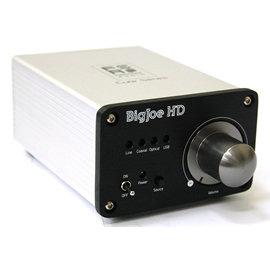 <br/><br/>  志達電子 BigJoeHD 電光火石 BigJoe HD 專業 DAC / D類數位擴大機 每聲道40W推力 體積小不佔空間<br/><br/>