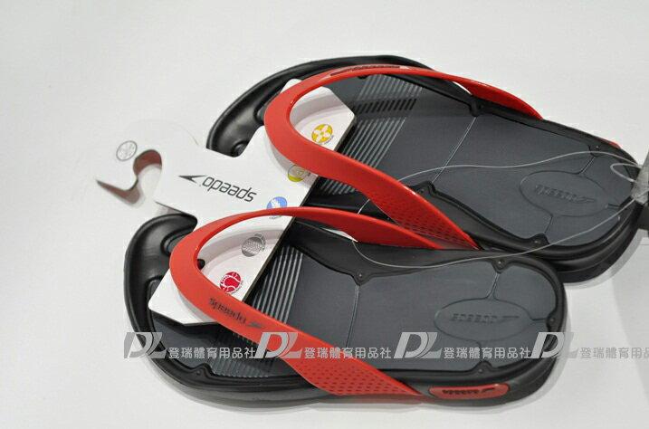 【登瑞體育】SPEEDO 男款功能夾腳拖鞋 SD809187B544