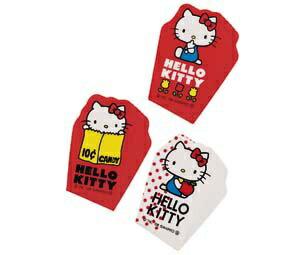 Hello Kitty便當分隔版(18入)_亞迪