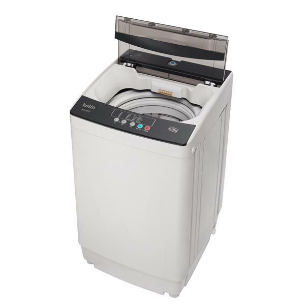 KOLIN 歌林8公斤單槽全自動洗衣機BW-8S01