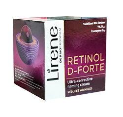【小資屋】歐洲Lirene Retinol D 極緻緊膚撫紋霜 Dr.Eris超緊顏逆齡減半霜(50ml)