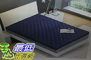 [COSCO代購 如果沒搶到鄭重道歉] W114560 CASA 單人四季透氣乳膠床墊 91x190 公分