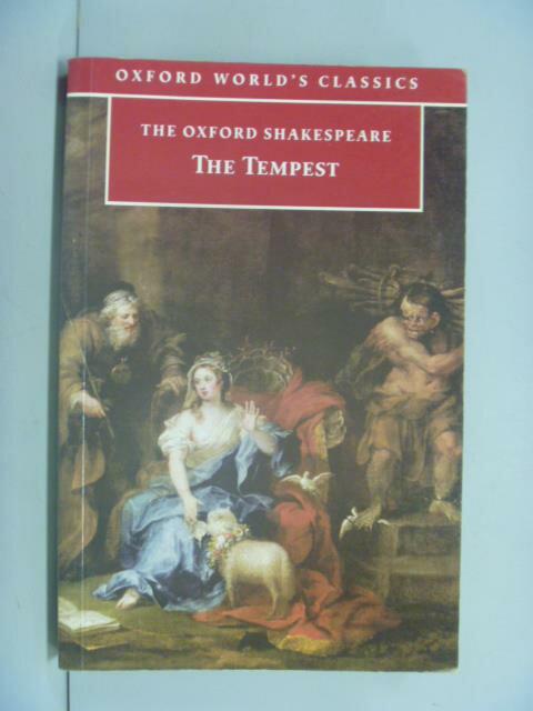 ~書寶 書T2/原文小說_GRU~The tempest_Shakespeare Will
