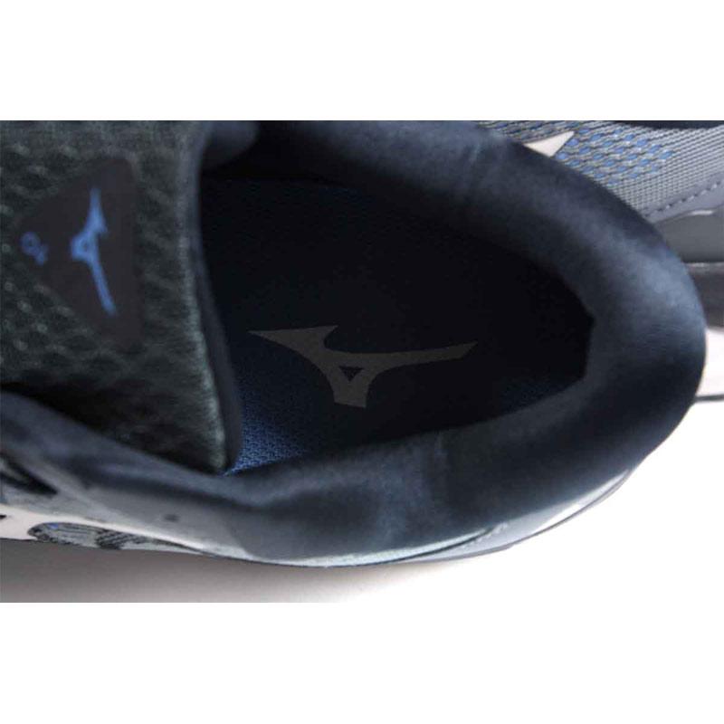 美津濃 Mizuno WAVE SKY 4 SW 慢跑鞋 運動鞋 深灰色 男鞋 JIGC201140 no115 5