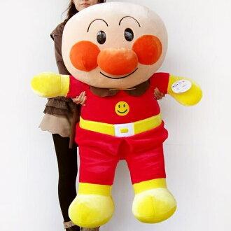 【真愛日本】 日本超大3L麵包超人娃娃Anpanman 麵包超人 娃娃 擺飾 收藏兒童玩具