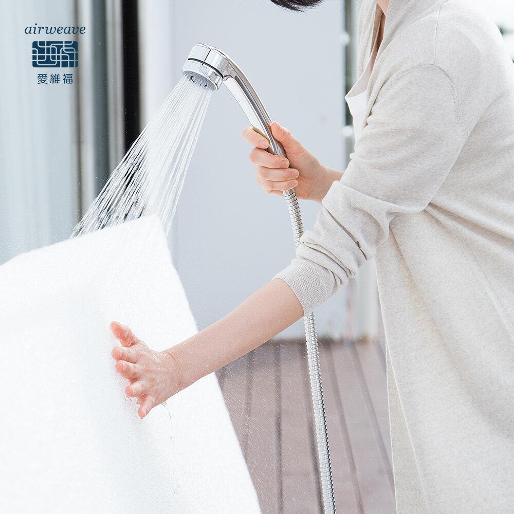 airweave 愛維福|單人 - 三分割可水床墊21公分 渡邊直美指定愛用款 (日本市佔第一薄墊品牌 原裝進口) 4