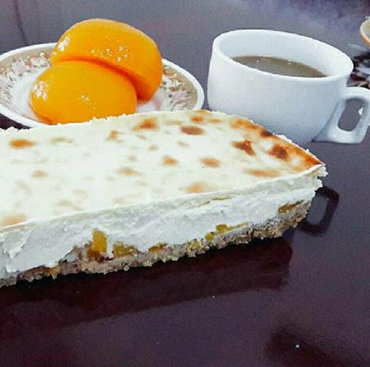 【勞記食堂】經典原味濃郁重乳酪蛋糕-限定長條版