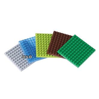 《 Nano Block 迷你積木 》NB-024 10 × 10 基本底座