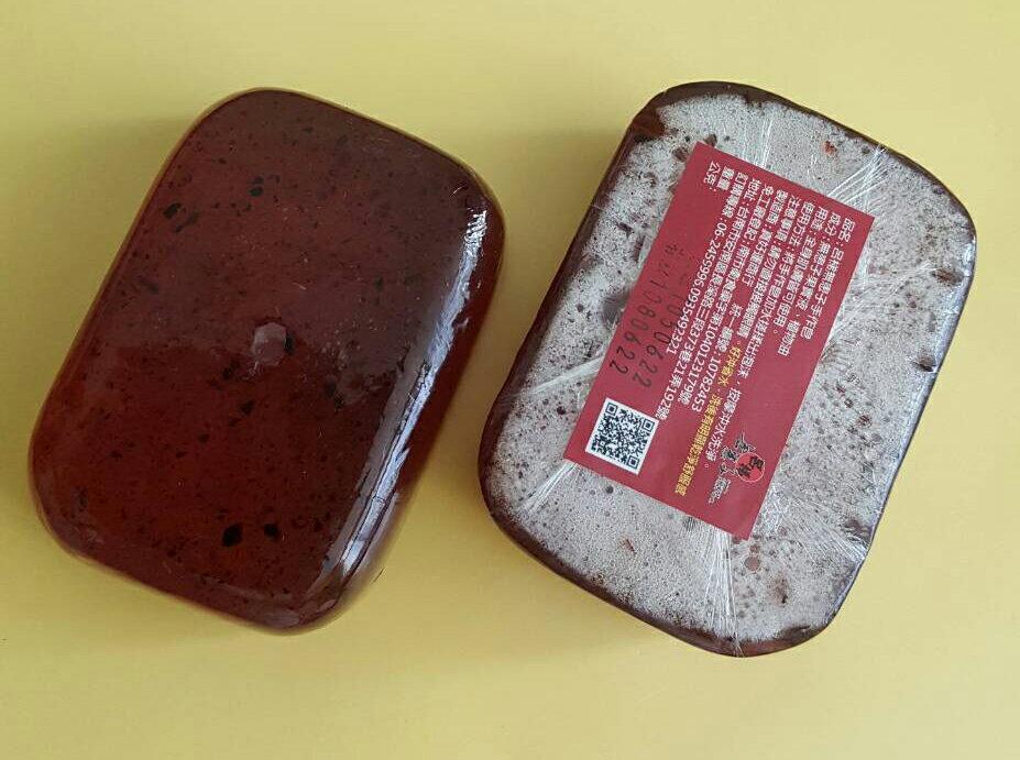 無患子肥皂 -- 含果肉, 高濃度,160g, 免運費
