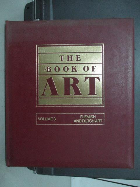 ~書寶 書T4/藝術_QKZ~The Book of Art_Vol.3_Flemish
