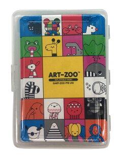 ART-ZOO特展撲克牌-方格款