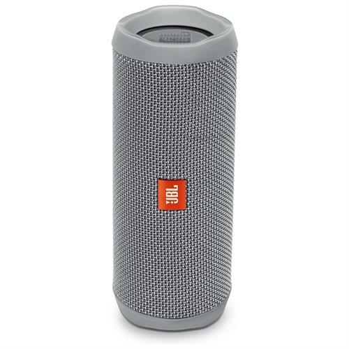 Flip 4 Waterproof Portable Bluetooth Speaker (Gray) 0
