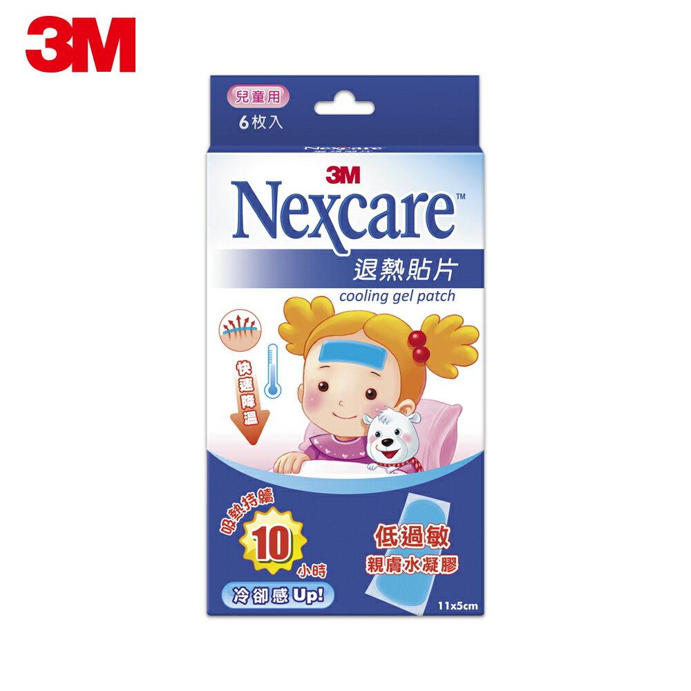 3M 16004 Nexcare退熱貼片-6入 7000010169