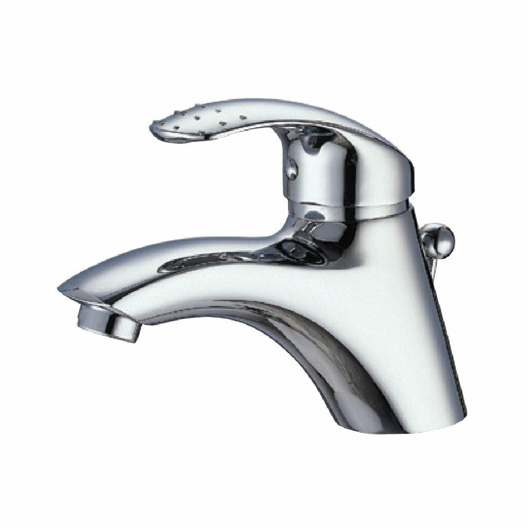 【哇好物】ET-A595 面盆龍頭 銅鍍鉻 | 質感衛浴 浴室 水龍頭 水槽 洗手台 洗手槽