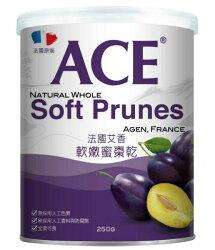 【博能生機】【ACE】法國艾香軟嫩蜜棗乾250公克罐